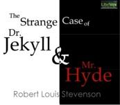 Strange Case of Dr. Jekyll and Mr. Hyde(417) by Robert Louis Stevenson audiobook cover art image on Bookamo
